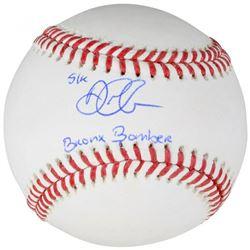 "Didi Gregorius Signed OML Baseball Inscribed ""Bronx Bombers"" (Fanatics Hologram  MLB Hologram)"