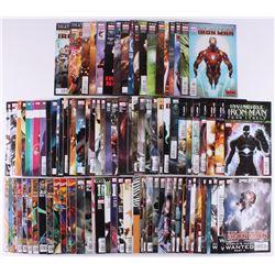 Lot of (95) 1996-2012 Iron Man Marvel Legacy Comic Books