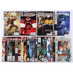 """Lot of (24) 2006-09 """"The Amazing Spider-Man"""" #526-#694 Marvel Comic Books"""