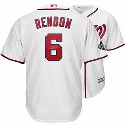 Anthony Rendon Signed Washington Nationals Jersey (Fanatics Hologram)