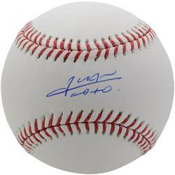 Juan Soto Signed Baseball (Fanatics Hologram)
