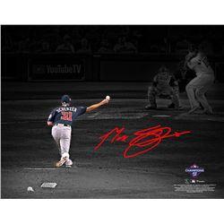 Max Scherzer Signed Washington Nationals 11x14 Photo (Fanatics Hologram)