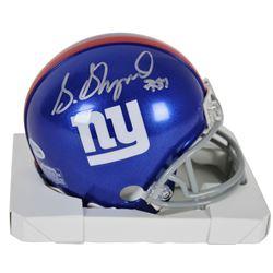 Sterling Shepard Signed New York Giants Mini Helmet (Beckett COA)