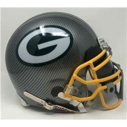 Green Bay Packers Custom Hydro Dipped Full-Size Authentic On-Field Helmet