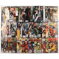 "Lot of (66) 1996-2012 ""Iron Man"" Marvel Comic Books from #333-513"