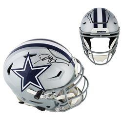 Deion Sanders Signed Dallas Cowboys Full-Size Authentic On-Field SpeedFlex Helmet (Radtke COA)
