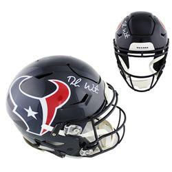 Deshaun Watson Signed Houston Texans Full-Size Authentic On-Field SpeedFlex Helmet (Radtke COA)
