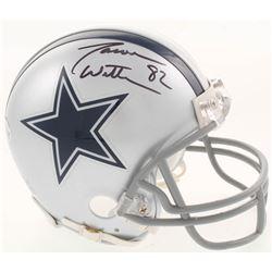 Jason Witten Signed Dallas Cowboys Mini Helmet (Beckett COA  Witten Hologram)