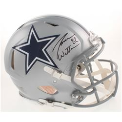 Jason Witten Signed Dallas Cowboys Full-Size Authentic On-Field Speed Helmet (Beckett COA  Witten Ho
