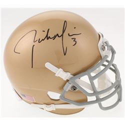 Rick Mirer Signed Notre Dame Fighting Irish Mini Helmet (JSA COA)