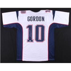 Josh Gordon Signed Jersey (JSA COA)
