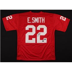 Emmitt Smith Signed Jersey (Prova Hologram  Radtke COA)