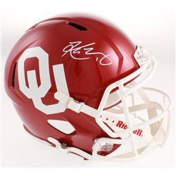 Kyler Murray Signed Oklahoma Sooners Full-Size Speed Helmet (Radtke COA)