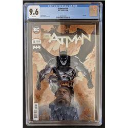 """2018 """"Batman"""" #56 DC Comic Book (CGC 9.6)"""