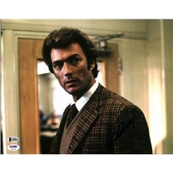 "Clint Eastwood Signed ""Dirty Harry"" 11x14 Photo (PSA COA  Beckett LOA)"