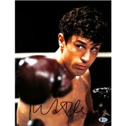 "Robert De Niro Signed ""Raging Bull"" 11x14 Photo (Beckett COA)"