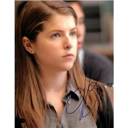 "Anna Kendrick Signed ""Rocket Science"" 11x14 Photo (PSA COA)"