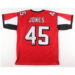 Deion Jones Signed Jersey (Radtke COA)