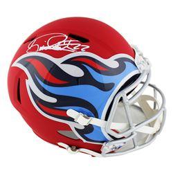 Derrick Henry Signed Tennessee Titans Full-Size Speed AMP Helmet (Radtke COA)
