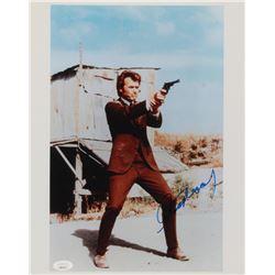 "Clint Eastwood Signed ""Dirty Harry"" 11x14 Photo (JSA LOA)"