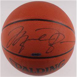 Michael Jordan Signed Official NBA Game Ball (UDA COA)