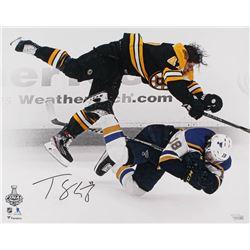 Torey Krug Signed Boston Bruins 16x20 Photo (Fanatics Hologram)