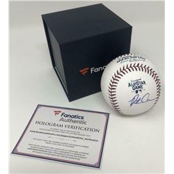 Pete Alonso Signed 2019 All-Star Game Logo Baseball (Fanatics Hologram)