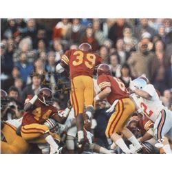 "Sam ""Bam"" Cunningham Signed USC Trojans 16x20 Photo Inscribed ""Fight On!"" (JSA COA)"