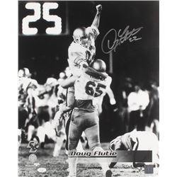 Doug Flutie Signed Boston College Eagles 16x20 Photo (JSA COA)
