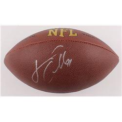 Jamie Collins Signed NFL Football (JSA COA)