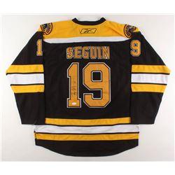 Tyler Seguin Signed Boston Bruins Jersey (JSA COA)