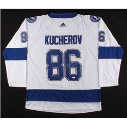 Nikita Kucherov Signed Tampa Bay Lightning Jersey (JSA COA)