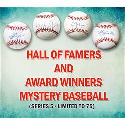 Schwartz Sports MLB Hall of Famer  Award Winner Baseball Mystery Box - Series 5 (Limited to 75)