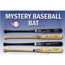 Schwartz Sports Baseball Superstar Signed Full Size Baseball Bat Mystery Box – Series 7 (Limited t