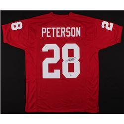 Adrian Peterson Signed Jersey (Beckett COA)