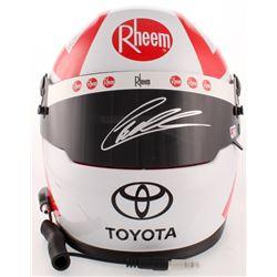 Christopher Bell Signed NASCAR Rheem Full-Size Helmet (PA COA)