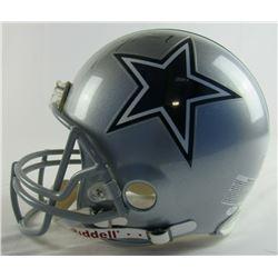Tony Romo Signed Dallas Cowboys Full-Size Authentic On-Field Helmet (JSA LOA)