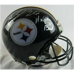 """Rod Woodson Signed Pittsburgh Steelers Full-Size Authentic On-Field Helmet Inscribed """"11X Pro Bowl"""""""