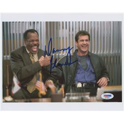 "Danny Glover Signed ""Lethal Weapon"" 8x10 Photo (PSA Hologram)"