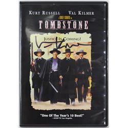 "Val Kilmer Signed ""Tombstone"" DVD Case (Beckett COA)"