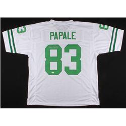 Vince Papale Signed Jersey (JSA COA)