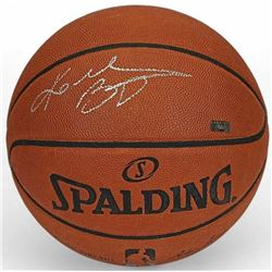 Kobe Bryant Signed Spalding NBA Game Series Basketball (Panini COA)