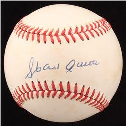 Hank Aaron Signed ONL Baseball (JSA ALOA)