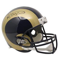 Todd Gurley Signed Los Angeles Rams Full-Size Helmet (Beckett COA)