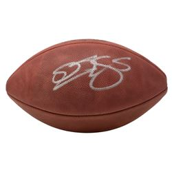 Donovan McNabb Signed Official NFL Football (JSA COA)