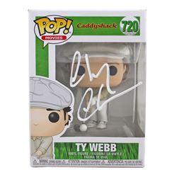 "Chevy Chase Signed ""Caddyshack"" #720 Ty Webb Funko Pop! Vinyl Figure (Beckett COA)"