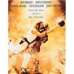 "Jeff Bridges Signed ""The Big Lebowski"" 11x14 Photo (Beckett COA)"