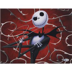 "Danny Elfman Signed ""The Nightmare Before Christmas"" 11x14 Photo (Beckett Hologram)"