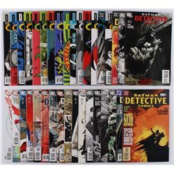 "Lot of (35) ""Batman"" 1st Series Detective Comics Comic Books"