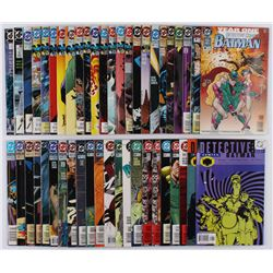 "Lot of (46) ""Batman"" 1st Series Detective Comics Comic Books"